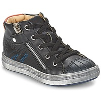 Shoes Boy High top trainers GBB NICO Vte / Black