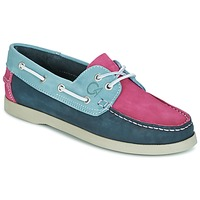 Shoes Women Boat shoes Casual Attitude RATAKO Fuschia / Grey / MARINE