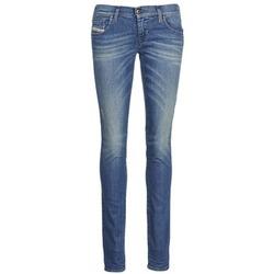 material Women slim jeans Diesel GRUPEE Blue