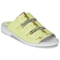 Shoes Women Mules Miista EMMIE Yellow