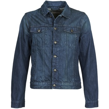 material Men Denim jackets Chevignon BREWA DENIM Blue