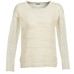 material Women jumpers Ikks SAVANNAH ECRU