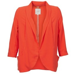 material Women Jackets / Blazers Teddy Smith VENUS Red