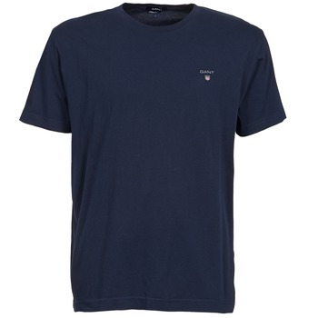 short-sleeved t-shirts Gant SOLID