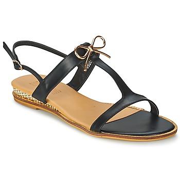 Shoes Women Sandals Elue par nous RSUCRE Black