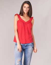 material Women Blouses Betty London KOCLA Red