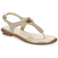 Shoes Women Sandals MICHAEL Michael Kors MK PLATE Gold