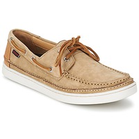 Shoes Men Boat shoes Sebago RYDE TWO EYE Brown