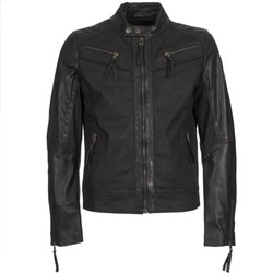 material Men Leather jackets / Imitation leather Redskins DRAKE Black