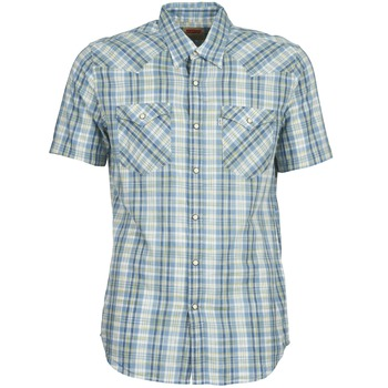 material Men short-sleeved shirts Levi's WOVENS Blue