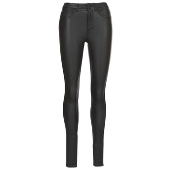material Women slim jeans Only ONLROYAL Black