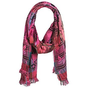 Accessorie Women Scarves André BIRMINGHAM Pink