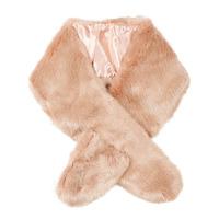 Accessorie Women Scarves André CARIBOU Pink