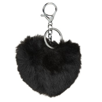 Accessorie Women Keyrings André HEART Black