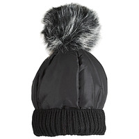 Accessorie Women hats André PARKA Black