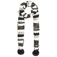 Accessorie Women Scarves André JUSTINE Black