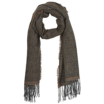Accessorie Men Scarves André CAPPUCCINO Brown