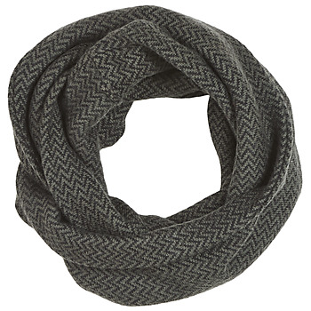 Accessorie Men Scarves André CHEVRON Grey / Anthracite