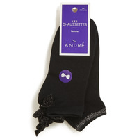 Accessorie Women Socks André BOW Black