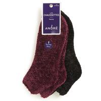 Accessorie Women Socks André CHENILLE Multicoloured