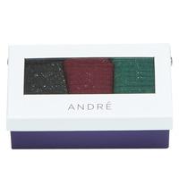 Accessorie Women Socks André DOUCEUR Multicoloured