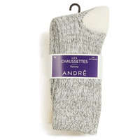 Accessorie Women Socks André SNOW Multicoloured