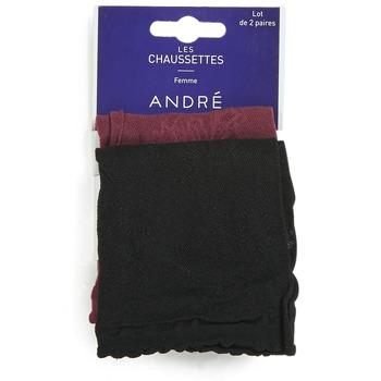 Accessorie Women Socks André TATOU Multicoloured