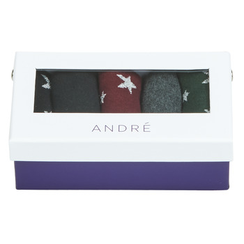 Accessorie Women Socks André ESTRELLA Multicoloured