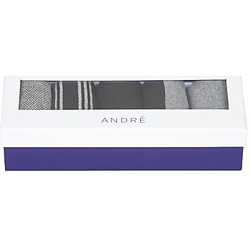 Accessorie Men Socks André YUZU Black