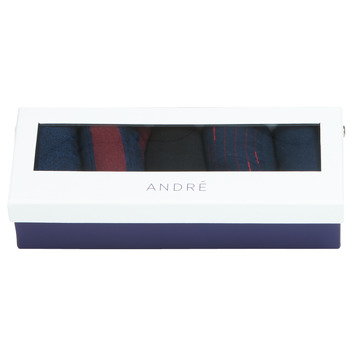 Accessorie Men Socks André YORK Marine