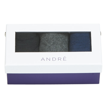 Accessorie Men Socks André YACK Multicoloured