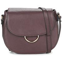 Bags Women Shoulder bags André DEMI LUNE Bordeaux