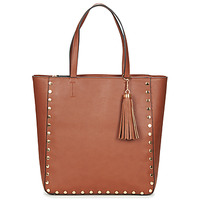 Bags Women Shoulder bags André CLARA Cognac
