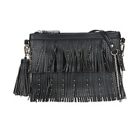 Bags Women Pouches / Clutches André CHEYENNE Black