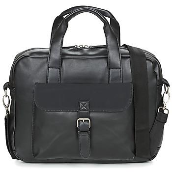 Bags Men Computer bags André EMILE Black
