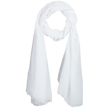 Accessorie Women Scarves André ZOLIE White