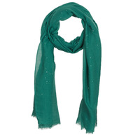 Accessorie Women Scarves André ZOLIE Green