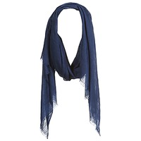 Accessorie Women Scarves André INGRID Marine