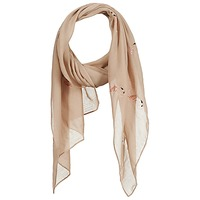 Accessorie Women Scarves André FLAMANT Beige