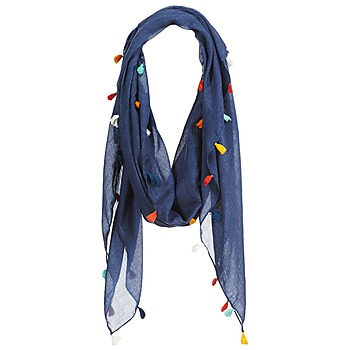 Accessorie Men Scarves André GUILLAUME Blue