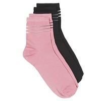 Accessorie Women Socks André MELANIE Pink / Black
