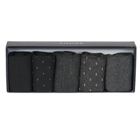 Accessorie Men Socks André CARLO Black / Grey