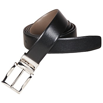 Accessorie Men Belts André VOLTA Black