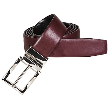 Accessorie Men Belts André VICTOR Bordeaux