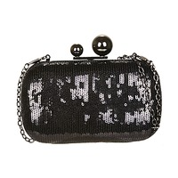 Bags Women Evening clutches André LUNA Black