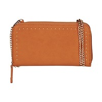 Bags Women Wallets André BRUME Camel