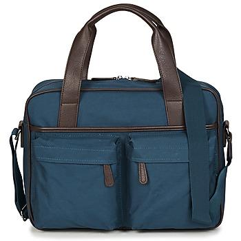 Bags Men Briefcases André STELLIO Blue