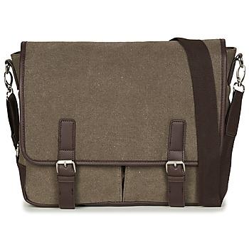 Bags Men Messenger bags André NEVADA Kaki