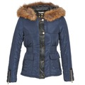 material Women Duffel coats Betty London BAMBOU MARINE