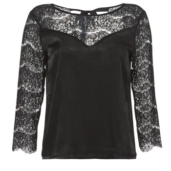 material Women Blouses Betty London JYRIAM Black